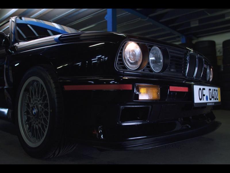 BWM M3 Sport Evolution Produktfilm