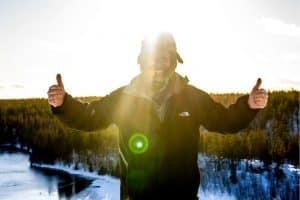 Bild einer Imagefilm Produktion in Finnland von mecom vision.