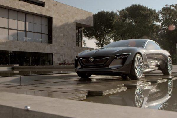Opel Monza Concept Trailer