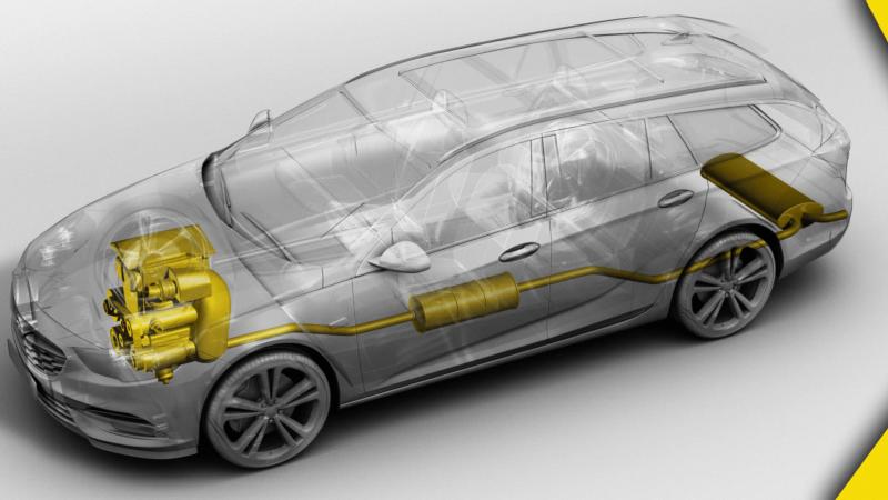 Opel Abgasfilter Erklärvideo