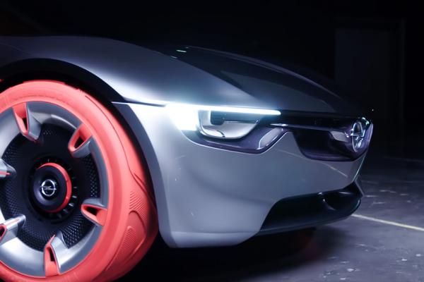 Produktfilm Opel GT Concept